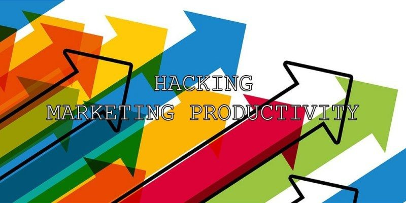 Improve marketing productivity header image - arrows pointing upward